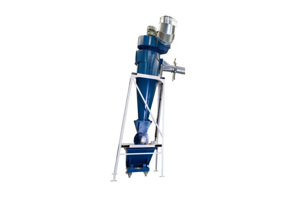 Waterjet Sistema de vacío