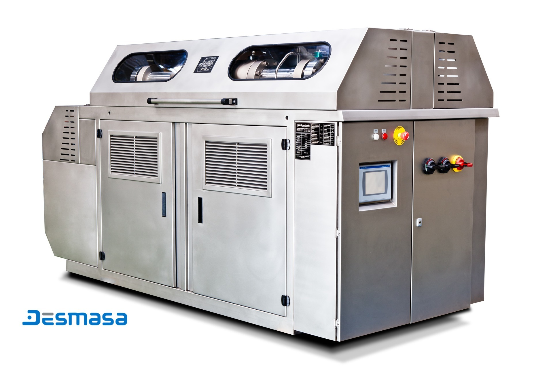 Hyperbaric pasteurisation pump (6,000 bar)
