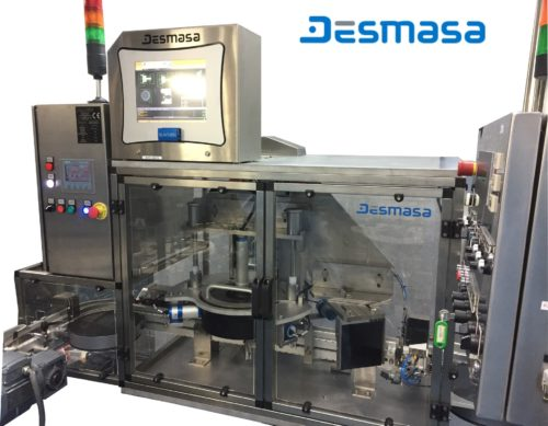 Packaging control by artifical vision