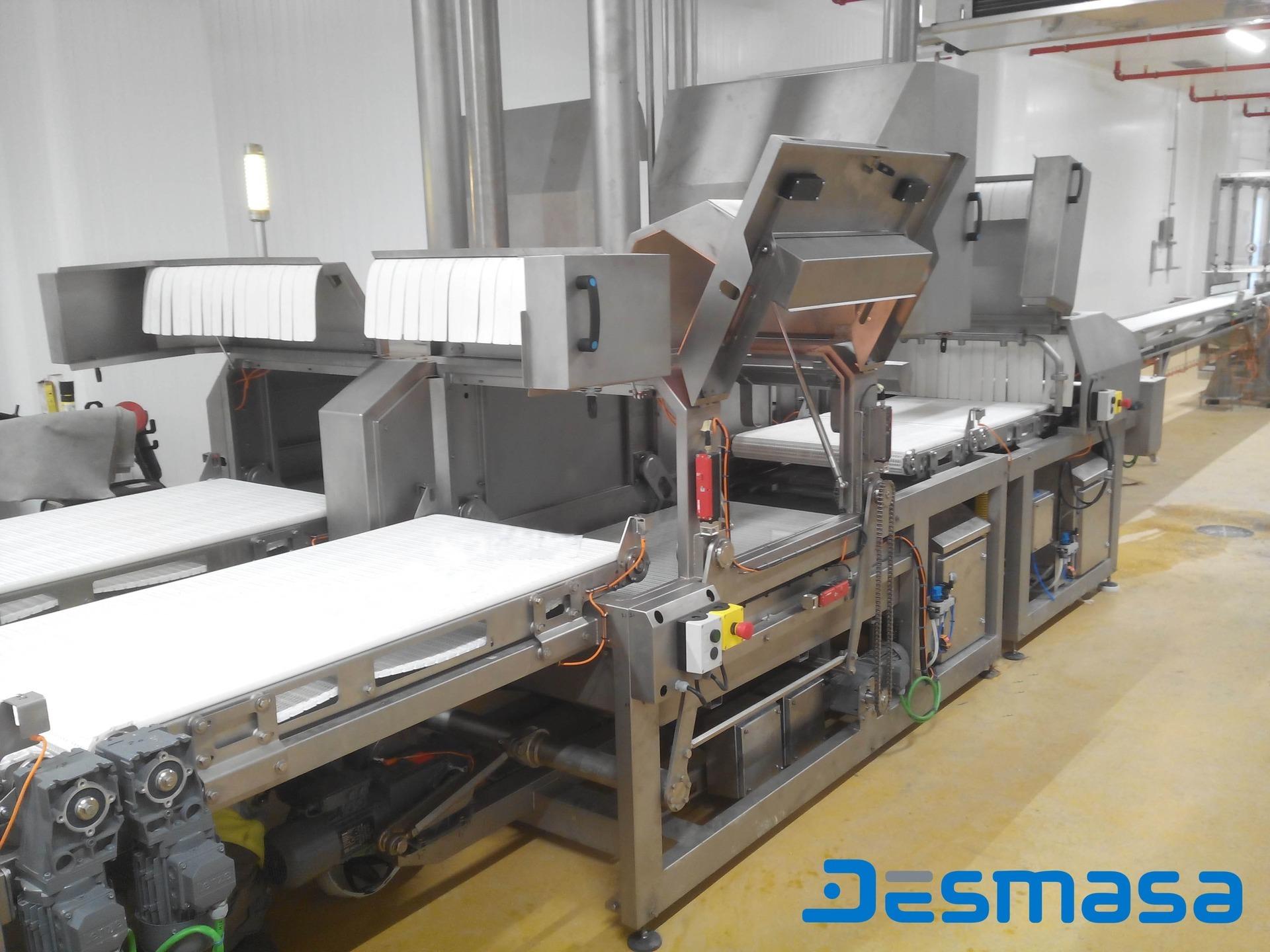 Máquina para procesado de alimentos