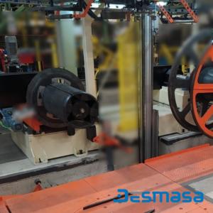 Bobinado y Manipulación Automática. Sector neumático