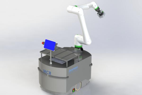 Robot colaborativo móvil
